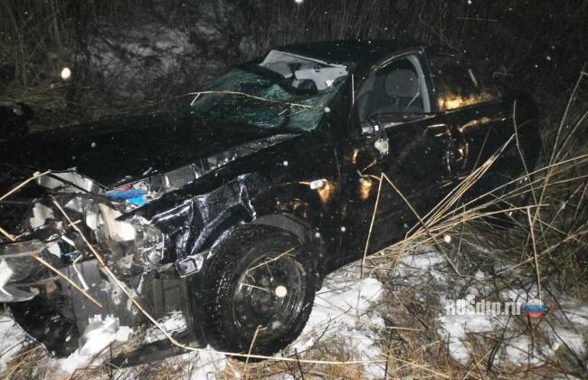 Женщина-водитель погибла влобовом ДТП на«Коле»